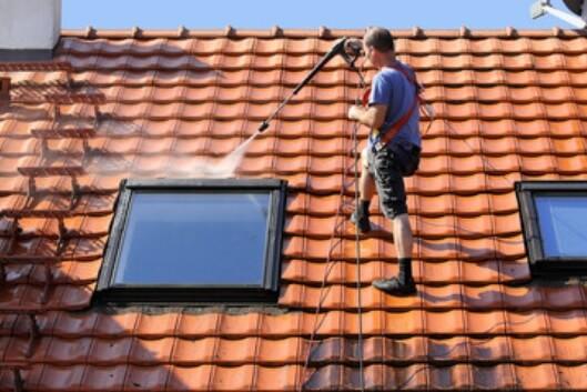 клининг крыши